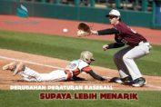 Perubahan Peraturan Baseball Supaya Menarik?